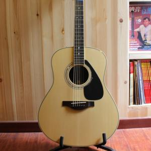 雅马哈 YAMAHA LL16 全单电箱吉他