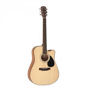 声音花园WG-210C缺角手工单板吉他