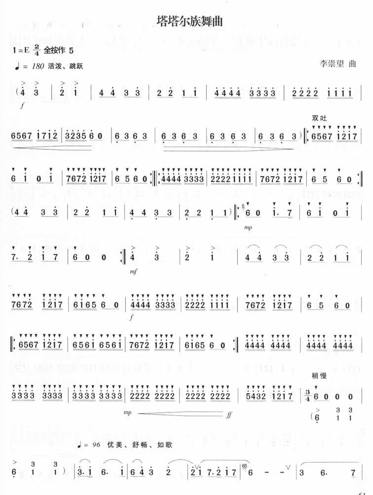 乐谱 曲谱 756_1001 竖版 竖屏图片