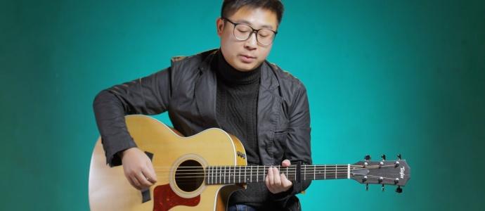 [优质谱推荐]李荣浩《年少有为 G调精华版》吉他谱