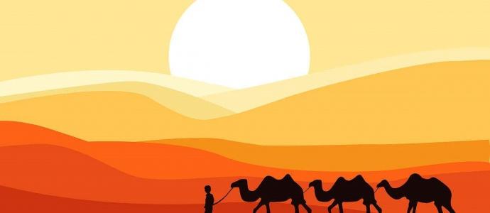 [优质谱推荐]展展与罗罗《沙漠骆驼 C调入门高清版》吉他谱