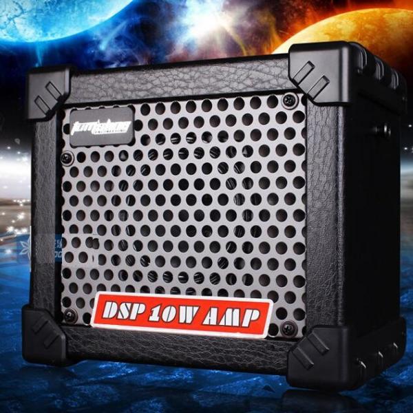 AROMA 10W吉他音箱 带调音功能 数字效果器