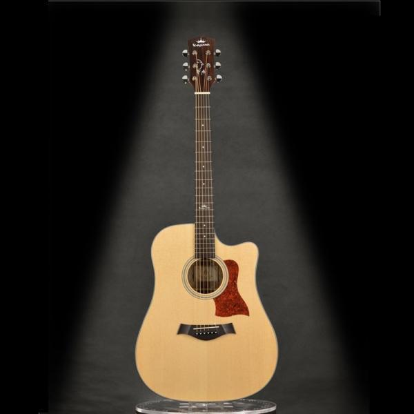kepma卡马 D2CE 电箱民谣吉他 三种颜色可选