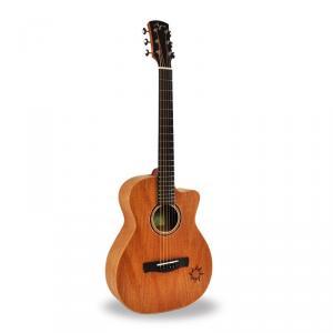 爱乐诗Ayers O-03TC 旅行民谣吉他 全单板小小太阳
