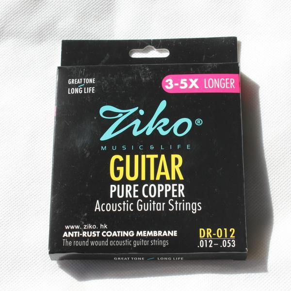 ZIKO DR-012覆膜琴弦