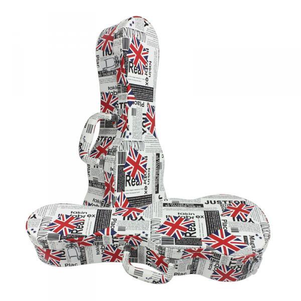 英国旗21寸尤克里里琴盒