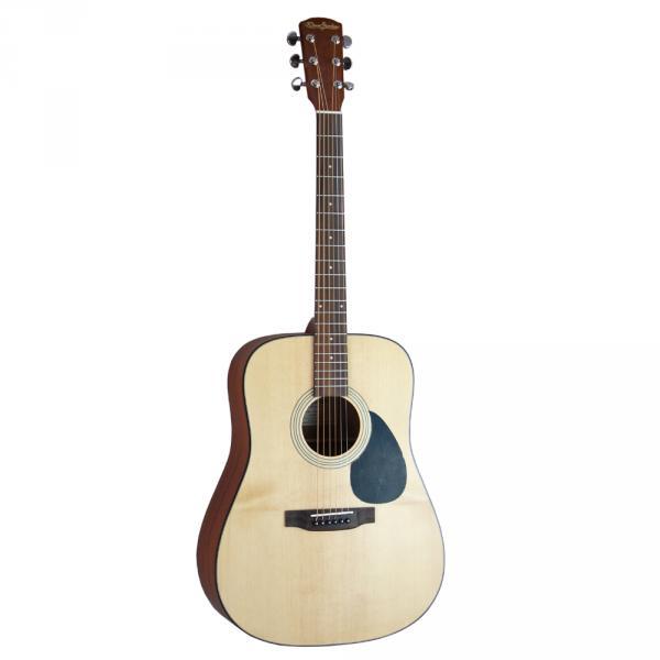 声音花园WG-210D圆角手工单板民谣吉他
