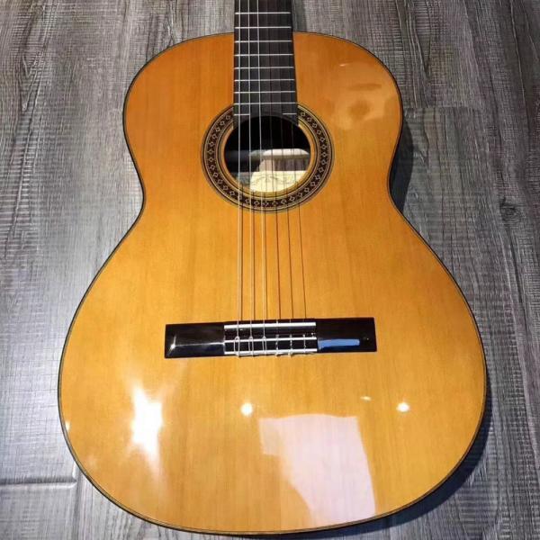 古典单板琴-takavood/塔卡吾德C-40 36/39寸红松玫瑰木古典单板吉他