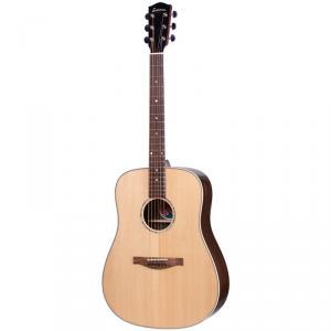 Eastman 伊斯特曼 PCH2 西提卡云杉玫瑰木单板原声电箱民谣木吉他-41寸圆角