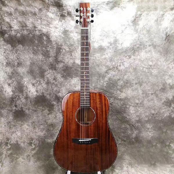 takavood TD-810 NA 41寸全单民谣吉他